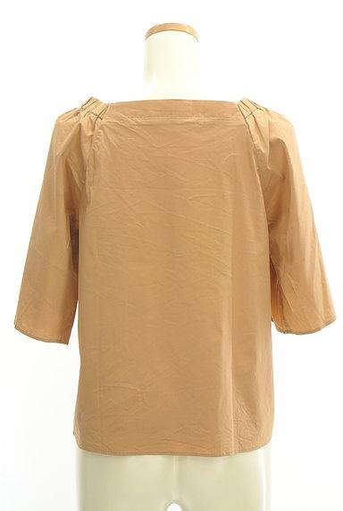 Te chichi(テチチ)の古着「スクエアネックフレア袖カットソー(カットソー・プルオーバー)」大画像2へ