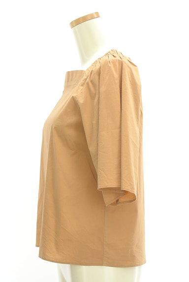Te chichi(テチチ)の古着「スクエアネックフレア袖カットソー(カットソー・プルオーバー)」大画像3へ