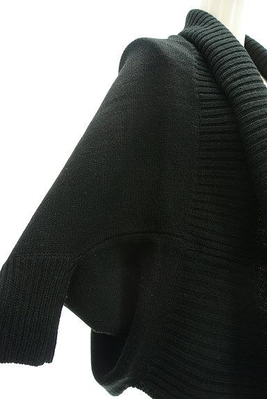INTER PLANET(インタープラネット)の古着「フロントオープンドルマンカーディガン(カーディガン・ボレロ)」大画像4へ