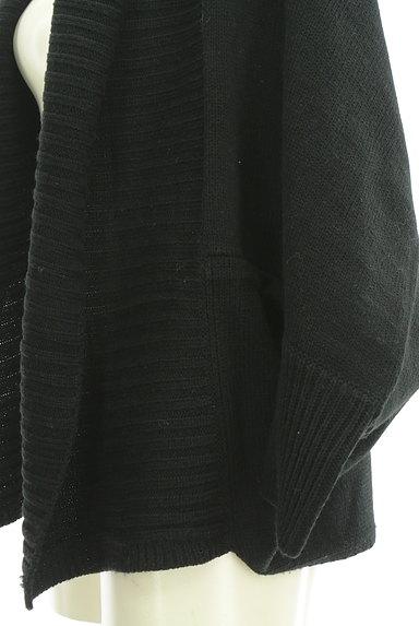 INTER PLANET(インタープラネット)の古着「フロントオープンドルマンカーディガン(カーディガン・ボレロ)」大画像5へ