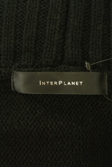INTER PLANET(インタープラネット)の古着「フロントオープンドルマンカーディガン(カーディガン・ボレロ)」大画像6へ