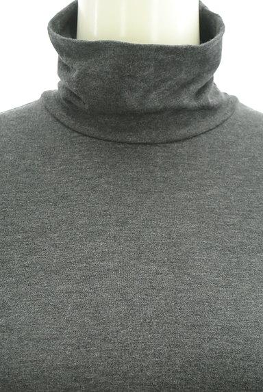 LOUNIE(ルーニィ)の古着「袖レースタートルカットソー(カットソー・プルオーバー)」大画像4へ