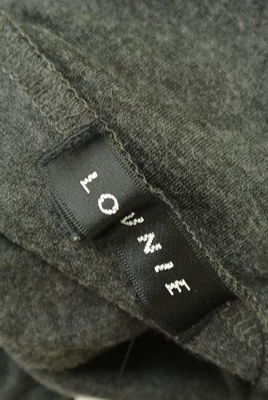 LOUNIE(ルーニィ)の古着「袖レースタートルカットソー(カットソー・プルオーバー)」大画像6へ
