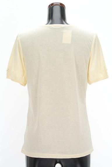 axes femme(アクシーズファム)の古着「装飾刺繍レースカットソー(カットソー・プルオーバー)」大画像2へ