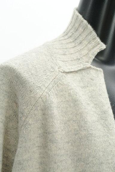 studio CLIP(スタディオクリップ)の古着「リブ襟ミドルカーディガン(カーディガン・ボレロ)」大画像4へ