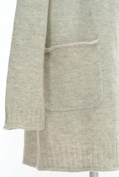 studio CLIP(スタディオクリップ)の古着「リブ襟ミドルカーディガン(カーディガン・ボレロ)」大画像5へ