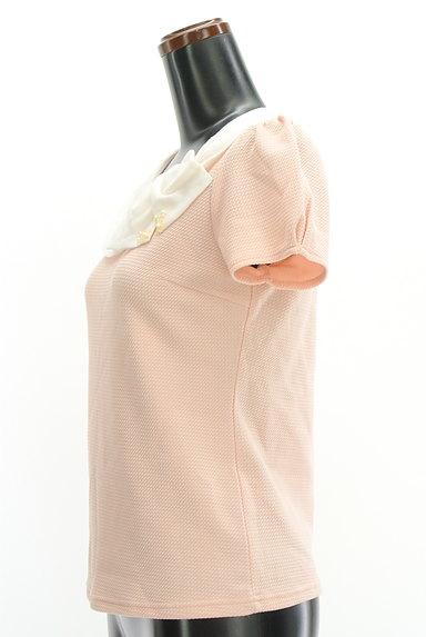 LODISPOTTO(ロディスポット)の古着「リボン襟カットソー(カットソー・プルオーバー)」大画像3へ