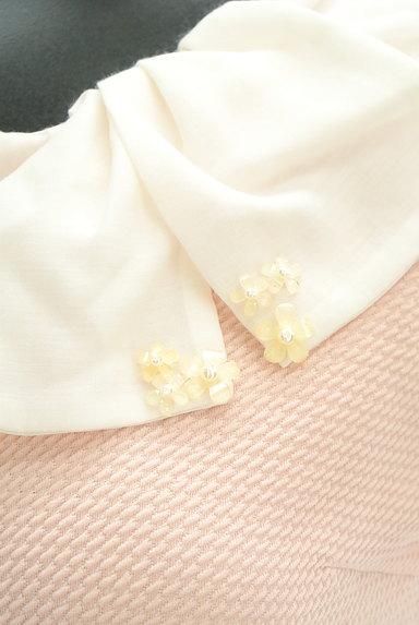 LODISPOTTO(ロディスポット)の古着「リボン襟カットソー(カットソー・プルオーバー)」大画像4へ
