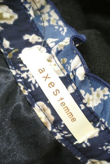 axes femme(アクシーズファム)の古着「レイヤード風ワンピース(ワンピース・チュニック)」大画像6へ