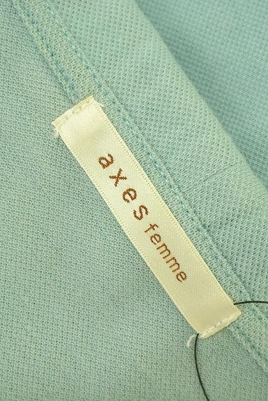 axes femme(アクシーズファム)の古着「レースフリルカットソー(カットソー・プルオーバー)」大画像6へ