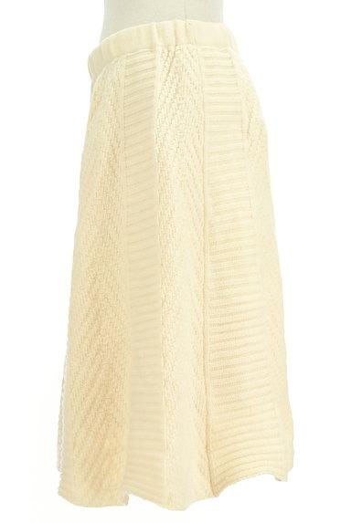studio CLIP(スタディオクリップ)の古着「編み切替ニットスカート(スカート)」大画像3へ