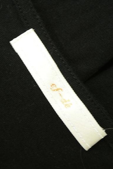 ef-de(エフデ)の古着「パールリボンネックカットソー(Tシャツ)」大画像6へ