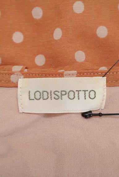 LODISPOTTO(ロディスポット)の古着「ドット柄フリルシフォンブラウス(ブラウス)」大画像6へ