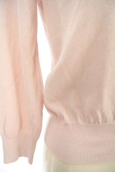 LAISSE PASSE(レッセパッセ)の古着「花モチーフボタンカーディガン(カーディガン・ボレロ)」大画像5へ