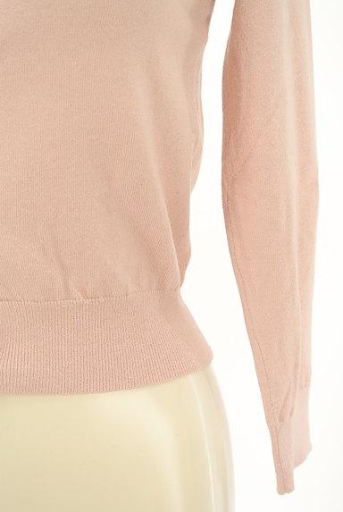 LAISSE PASSE(レッセパッセ)の古着「ビジュー飾りボタンカーディガン(カーディガン・ボレロ)」大画像5へ