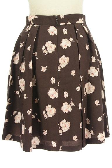 LAISSE PASSE(レッセパッセ)の古着「花柄フレアスカート(ミニスカート)」大画像2へ