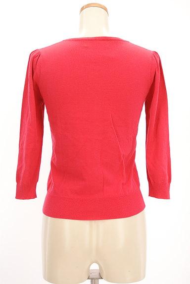 LAISSE PASSE(レッセパッセ)の古着「装飾ボタン七分袖カーディガン(カーディガン・ボレロ)」大画像2へ