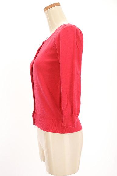 LAISSE PASSE(レッセパッセ)の古着「装飾ボタン七分袖カーディガン(カーディガン・ボレロ)」大画像3へ