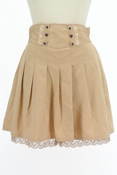 axes femme(アクシーズファム)の古着「裾レースショートパンツ(ショートパンツ・ハーフパンツ)」大画像1へ