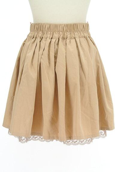 axes femme(アクシーズファム)の古着「裾レースショートパンツ(ショートパンツ・ハーフパンツ)」大画像2へ