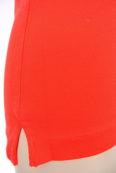 Ralph Lauren(ラルフローレン)の古着「ワンポイントカラーポロシャツ(ポロシャツ)」大画像5へ