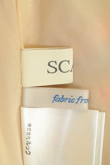 SCAPA(スキャパ)の古着「チェック柄ロングフレアスカート(ロングスカート・マキシスカート)」大画像6へ