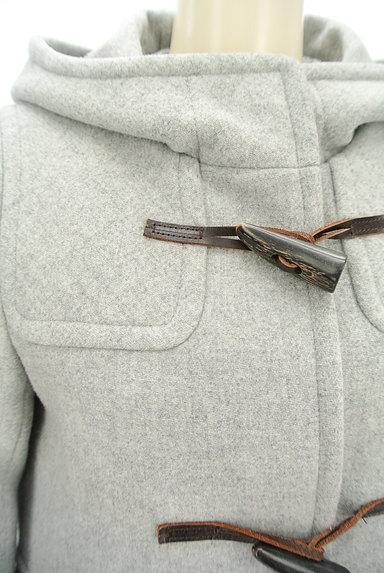 UNITED ARROWS(ユナイテッドアローズ)の古着「ミドル丈ダッフルコート(コート)」大画像4へ
