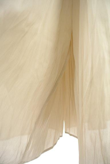 Tiara(ティアラ)の古着「光沢シワプリーツガウチョパンツ(パンツ)」大画像5へ