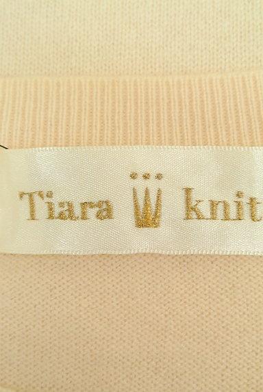Tiara(ティアラ)の古着「ベーシックカシミヤ混ニット(ニット)」大画像6へ