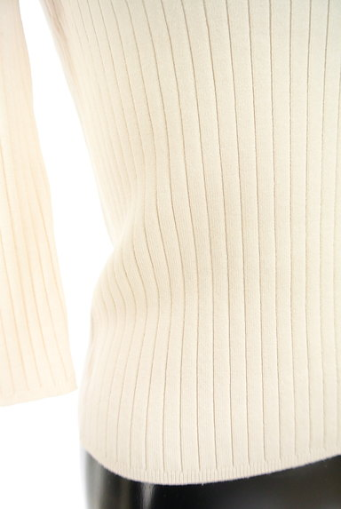 Rirandture(リランドチュール)の古着「七分袖リブニット(ニット)」大画像5へ