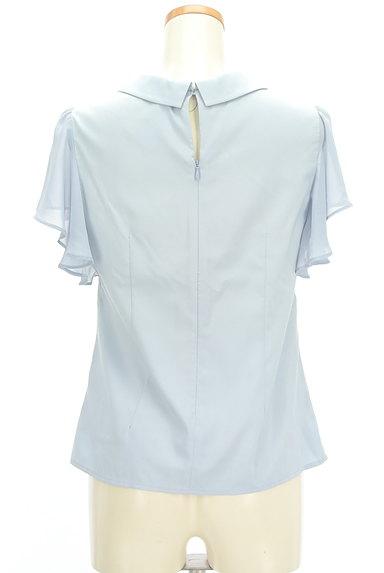 WILLSELECTION(ウィルセレクション)の古着「装飾襟シフォン袖カットソー(カットソー・プルオーバー)」大画像2へ