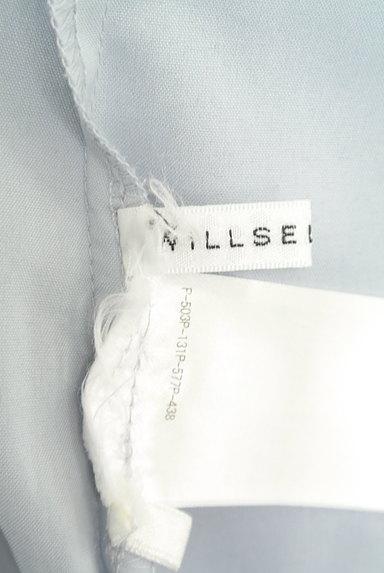 WILLSELECTION(ウィルセレクション)の古着「装飾襟シフォン袖カットソー(カットソー・プルオーバー)」大画像6へ