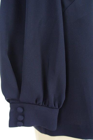 31 Sons de mode(トランテアン ソン ドゥ モード)の古着「バックリボンハイネックカットソー(カットソー・プルオーバー)」大画像5へ