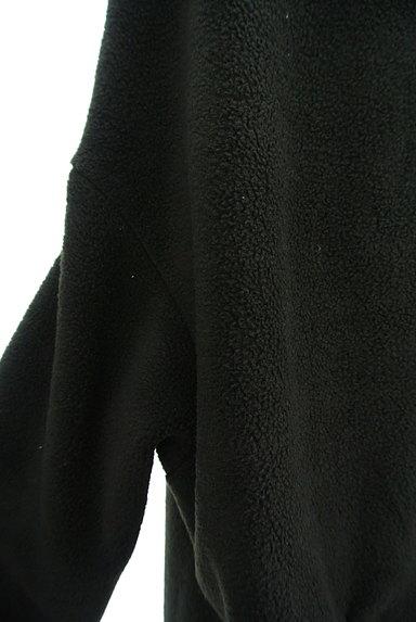 antiqua(アンティカ)の古着「ボアロングカーディガン(カーディガン・ボレロ)」大画像5へ