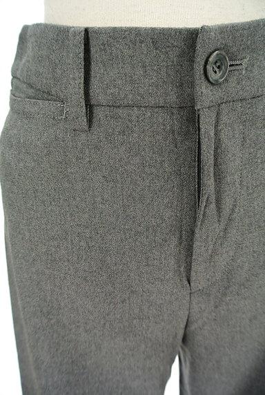 SLOBE IENA(スローブイエナ)の古着「ウールワイドパンツ(パンツ)」大画像4へ