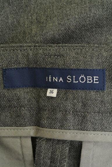 SLOBE IENA(スローブイエナ)の古着「ウールワイドパンツ(パンツ)」大画像6へ
