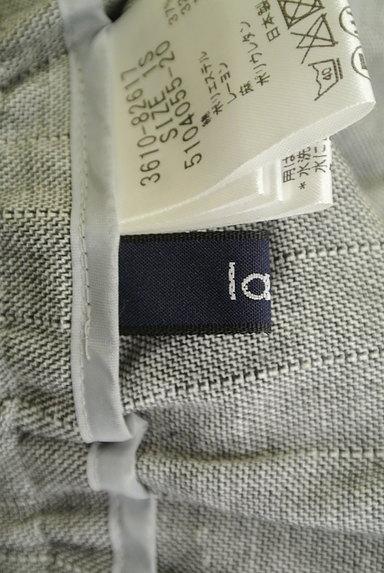 la.f...(ラエフ)の古着「ストライプ柄リネン混ワイドパンツ(パンツ)」大画像6へ