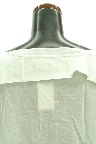 Ne-net(ネネット)の古着「刺繍デザインフレンチスリーブカットソー(カットソー・プルオーバー)」大画像5へ
