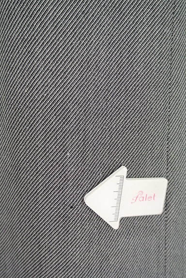 NEW YORKER(ニューヨーカー)の古着「斜めストライプ柄膝丈スカート(スカート)」大画像5へ