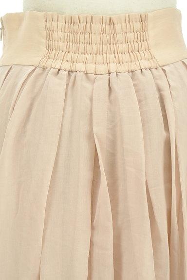 FRAY I.D(フレイアイディー)の古着「シアータックロングフレアスカート(ロングスカート・マキシスカート)」大画像4へ