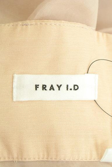 FRAY I.D(フレイアイディー)の古着「シアータックロングフレアスカート(ロングスカート・マキシスカート)」大画像6へ