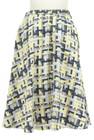 Banner Barrett(バナーバレット)の古着「スカート」後ろ