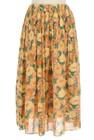 CHILD WOMAN(チャイルドウーマン)の古着「ロングスカート・マキシスカート」前