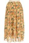 CHILD WOMAN(チャイルドウーマン)の古着「ロングスカート・マキシスカート」後ろ