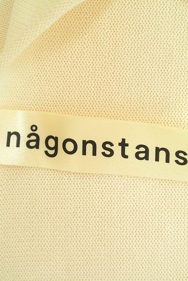 nagonstans(ナゴンスタンス)の古着「ワイドスリーブVネックニット(ニット)」大画像6へ