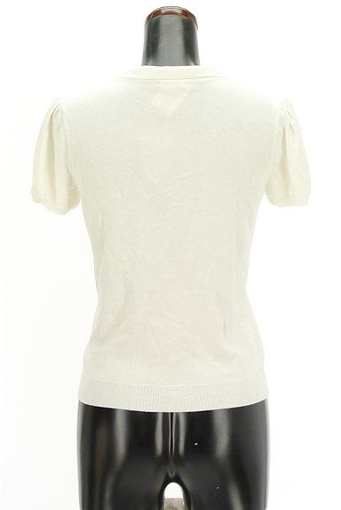 TOCCA(トッカ)の古着「パフスリーブニットポロシャツ(ポロシャツ)」大画像2へ