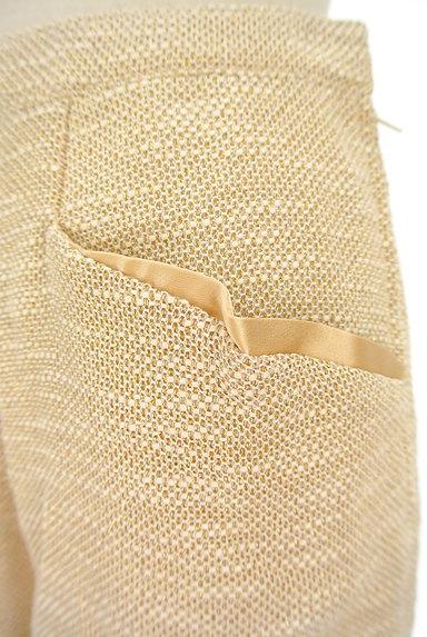 TSUMORI CHISATO(ツモリチサト)の古着「ゴールドラメショートパンツ(ショートパンツ・ハーフパンツ)」大画像4へ