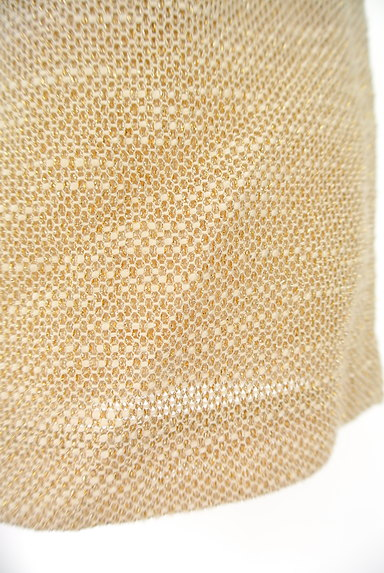 TSUMORI CHISATO(ツモリチサト)の古着「ゴールドラメショートパンツ(ショートパンツ・ハーフパンツ)」大画像5へ