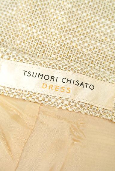 TSUMORI CHISATO(ツモリチサト)の古着「ゴールドラメショートパンツ(ショートパンツ・ハーフパンツ)」大画像6へ