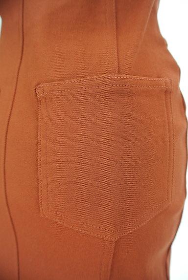 ROYAL PARTY(ロイヤルパーティ)の古着「裏毛ロングタイトカラースカート(ロングスカート・マキシスカート)」大画像4へ